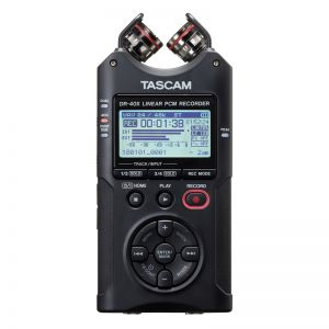 Tascam DR-40X Portable Digital Recorder