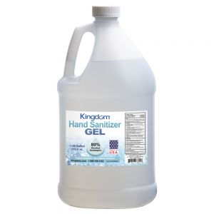 Kingdom Hand Sanitizer Gel