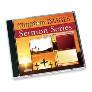 Kingdom Sermon Series Images - Three Crosses
