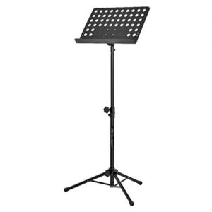 Ultimate Heavy-Duty Tripod Music Stand