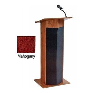 Audio Lectern - Choice of Wood Finishes
