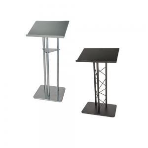 Dual Metal Lectern Packages