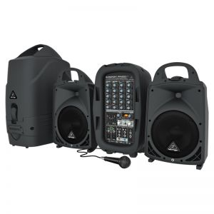 Behringer Europort PPA500BT Portable PA