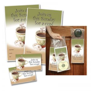 Join Us For a Cup Outreach Pack