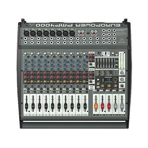 Behringer EUROPOWER PMP4000 Powered Mixer 2