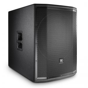 """JBL PRX818XLFW 18"""" Self-Powered Extended Low-Frequency Subwoofer System"""
