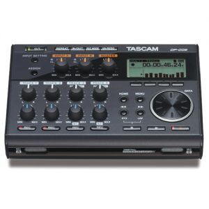 Tascam 6 Track Digital Multitrack Recorder