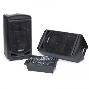 Samson Expedition XP800 - 800W Portable PA System_1