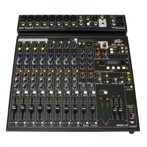 Non-Powered Mixer with Auto Tune- 14 Channels