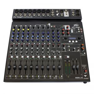 Peavey PV14 Bluetooth Mixer - 14 Channels