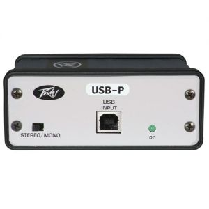 Peavey USB-P Passive Direct Box