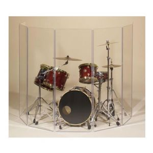 Panel Drum Shield - 5 Panel