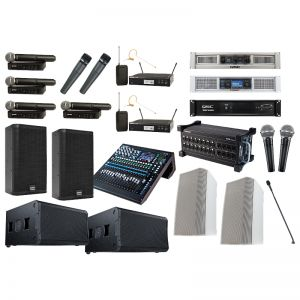 Intermediate Sound System Package
