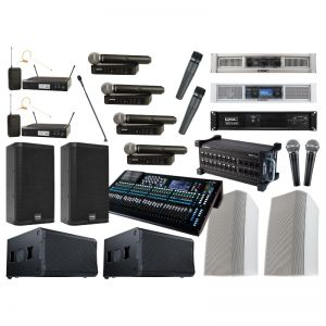 QU32 Intermediate Sound System Package