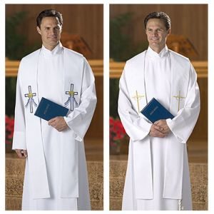 2 in1 Reversible Baptism or Wedding Stole