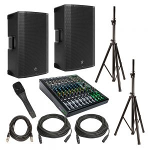 MACKIE THUMP SOUND SYSTEM PACKAGE