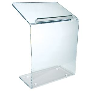 Empire Tabletop Acrylic Lectern