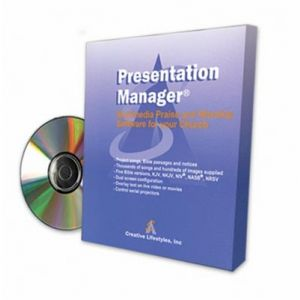 Presentation Manager Bible - New International Version