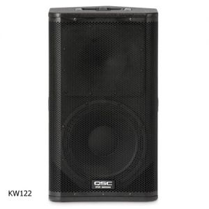 QSC KW122 Powered Speaker 12 inch - 1000 watts