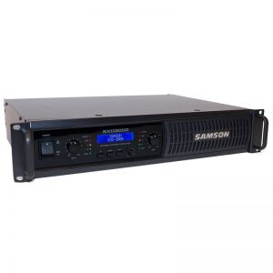 Samson SXD Power Amplifiers with DSP