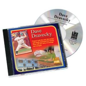 Life Stories - Dave Dravecky - CD