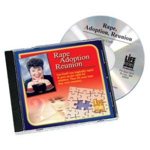 Life Stories Rape Adoption, Reunion - CD
