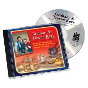 Life Stories - Graham and Treena Kerr - CD