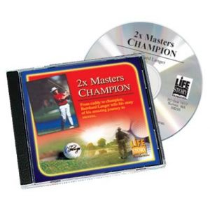 Life Stories Two Times Masters Champion Bernhard Langer - CD