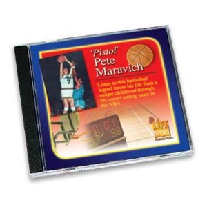 Life Stories - Pistol Pete Maravich - CD