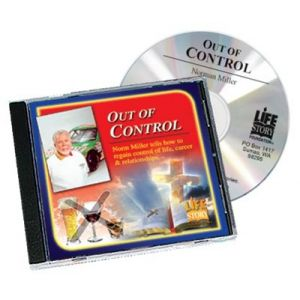 Life Stories Out of Control - Norm Miller - CD