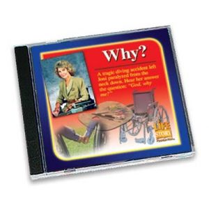 Life Stories Why - Joni Eareckson Tada - CD