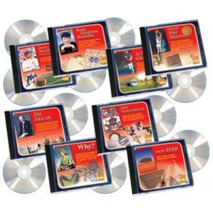 Life Stories Outreach Pack - 23 Messages on CD