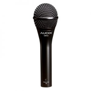 Audix OM2 Dynamic Handheld Vocal Microphone