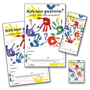 Kids Questions Outreach Pack