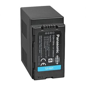 Pansonic CGA-D54A1H Lithium Ion Battery Pack