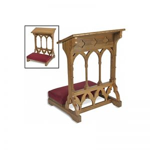 Prayer Bench - Oak
