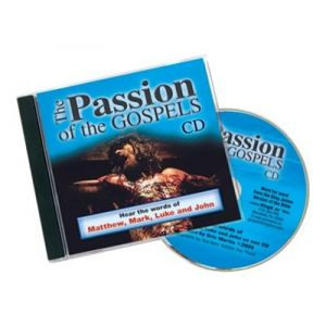 The Passion of the Gospels - CD