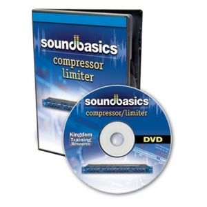SoundBasics DVD - Compressor/Limiter