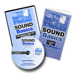 Sound Basics PowerModule Volume 1  - DVD