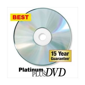 Kingdom Platinum Plus Professional Duplication Blank DVDs