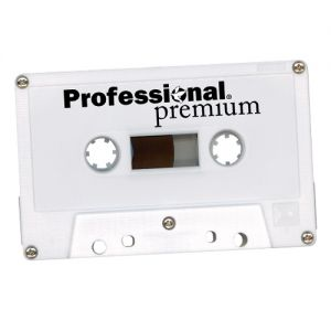 Professional Premium® Audio Cassette Tapes