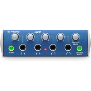 4 Channel Headphone Distribution System 13U