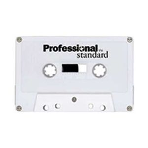 Professional Standard Audio Cassette Tapes 1