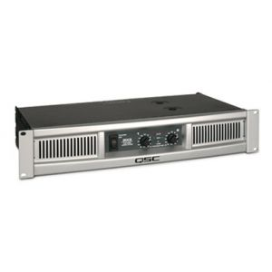 QSC GX3 Power Amplifier - 300 Watts