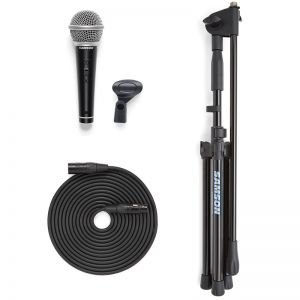 Samson VP10X Microphone Value Pack_2