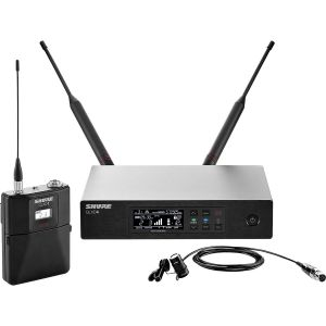 Shure QLXD14/83-H50 Wireless Lavalier Microphone System