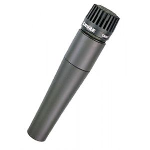 Shure SM57 Unidirectional Dynamic Microphone