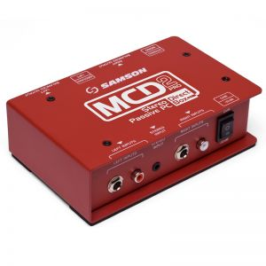 Samson MCD2 Pro Stereo Passive PC Direct Box_2