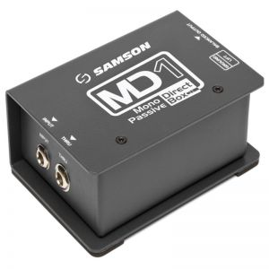 Samson MD1 Mono Passive Direct Box