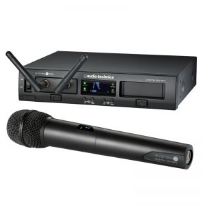 Audio-Technica ATW-1302 Handheld Digital Wireless Microphone